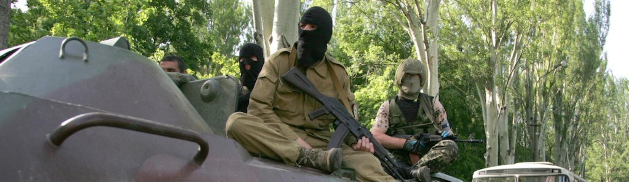Yes, There Are Chechen Fighters in Ukraine, and Nobody Knows Who Sent Them There
