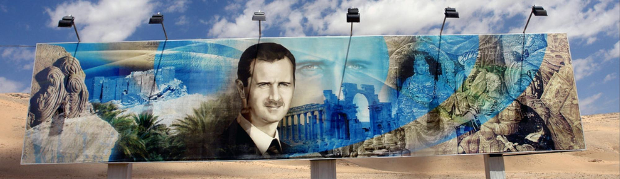 Facebook Takes Down Assad's Syrian Election Ads