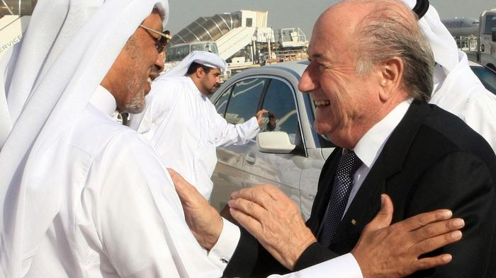 The 2022 World Cup Might Actually Not Be in Qatar After All