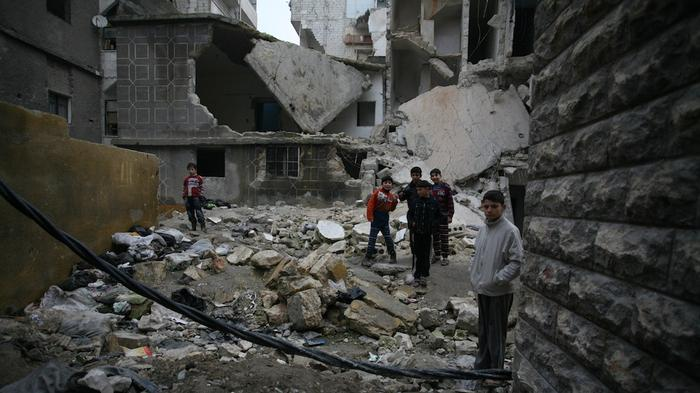 Filming the Redefinition of Evil in Syria