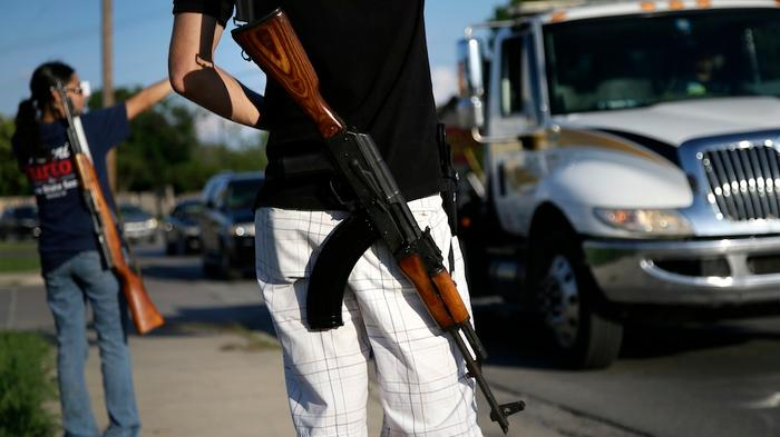 NRA Backtracks on Calling Open Carry Protests 'Downright Weird'