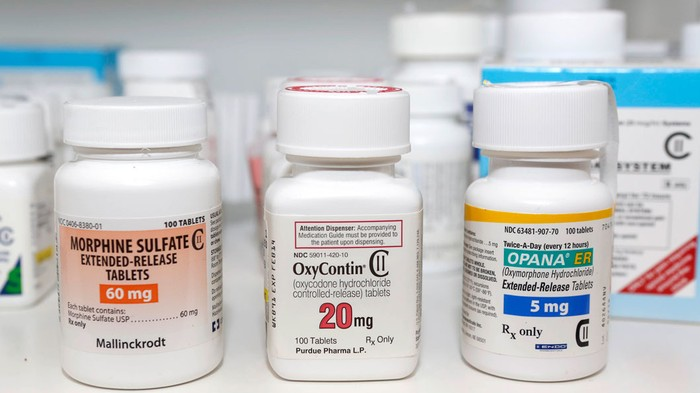 Chicago Accuses Johnson & Johnson and Others of Causing America's Painkiller Addiction