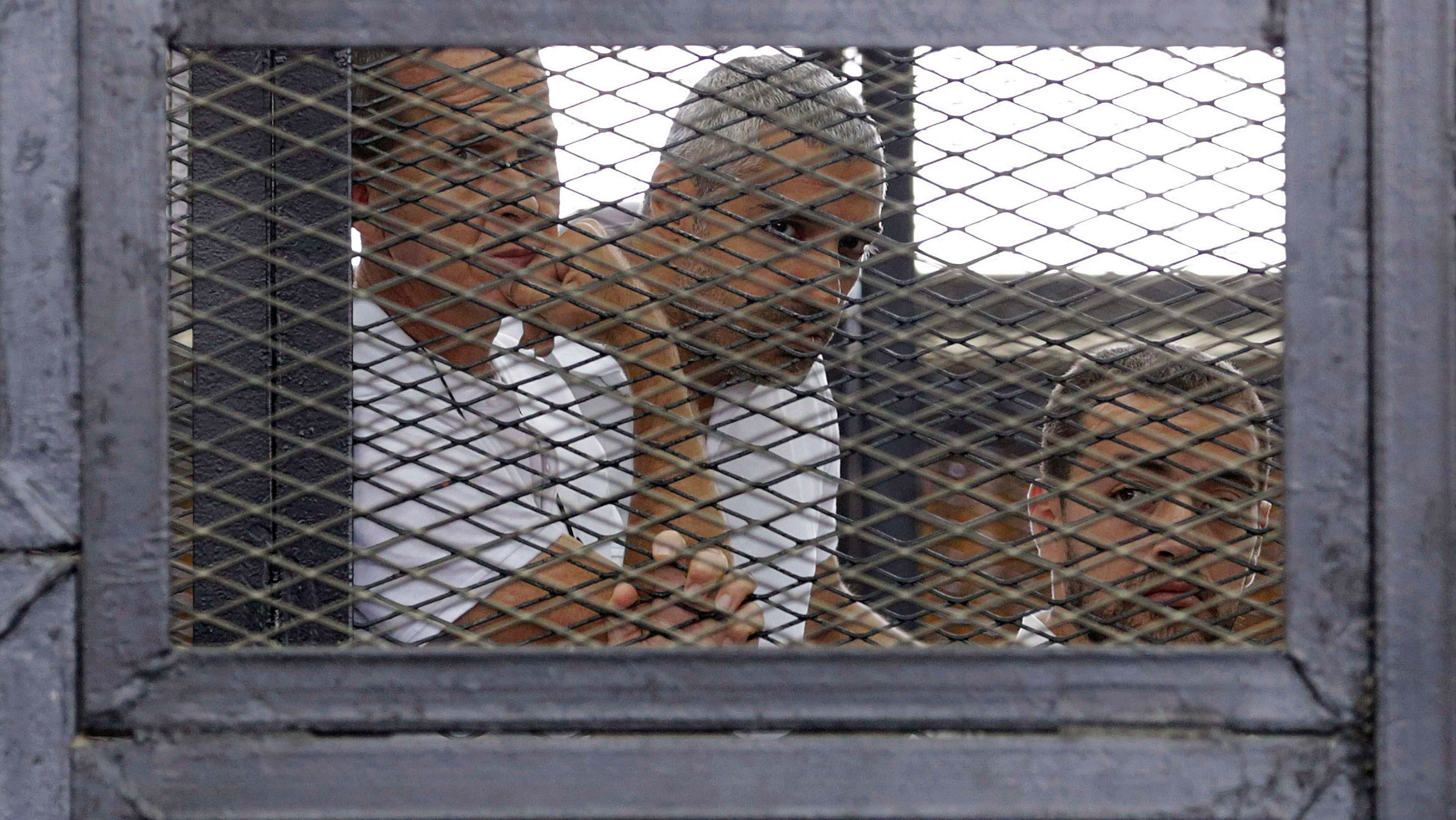 Lawyers Request Maximum Sentence For Al Jazeera Journalists on Trial in Egypt