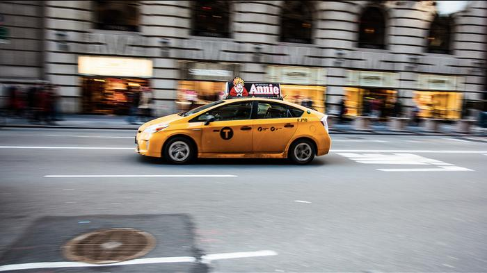 Taxi Drivers Are Trying to Take Down Uber
