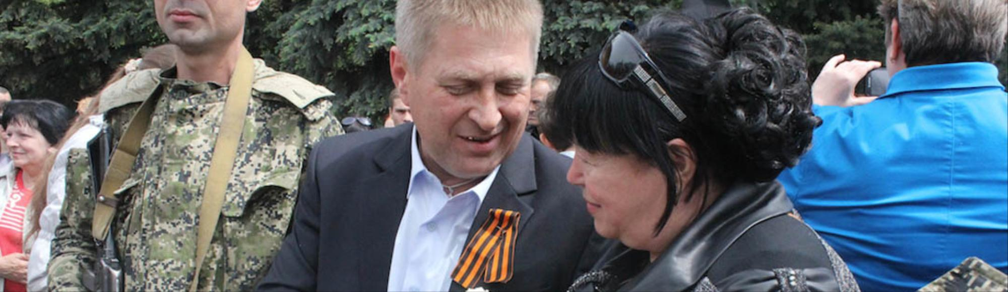 Sloviansk's 'People's Mayor' Rumored to Be Detained By Own Forces in Ukraine