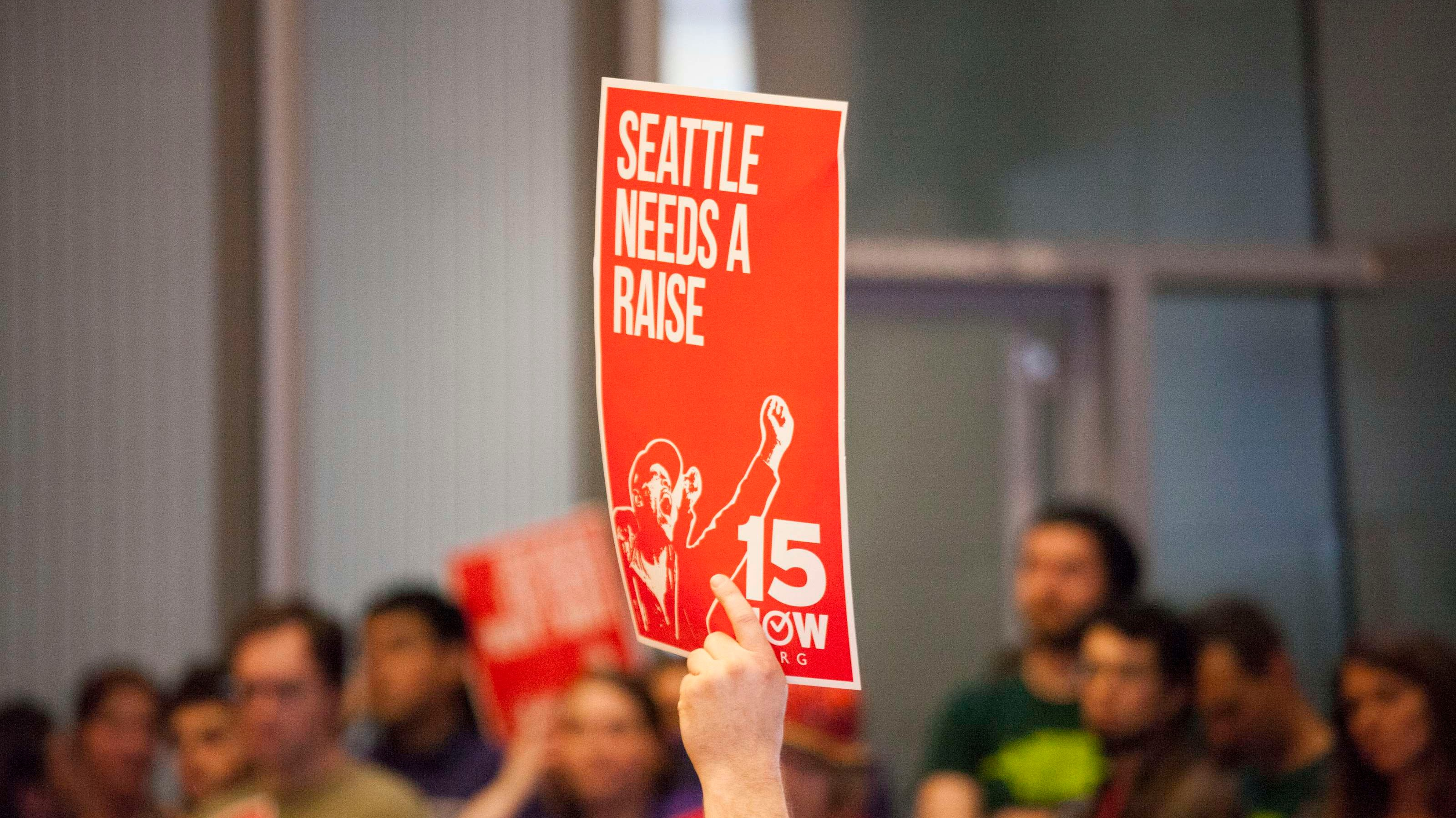 Seattle's Minimum Wage Hike Is Already Bringing Extra Charges
