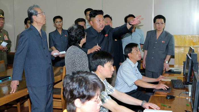Kim Jong-un Berates North Korea's Weather Service for 'Incorrect' Forecasts