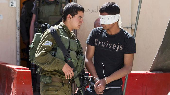 Palestinians Are Paying the Price in the Search for Missing Settler Teens