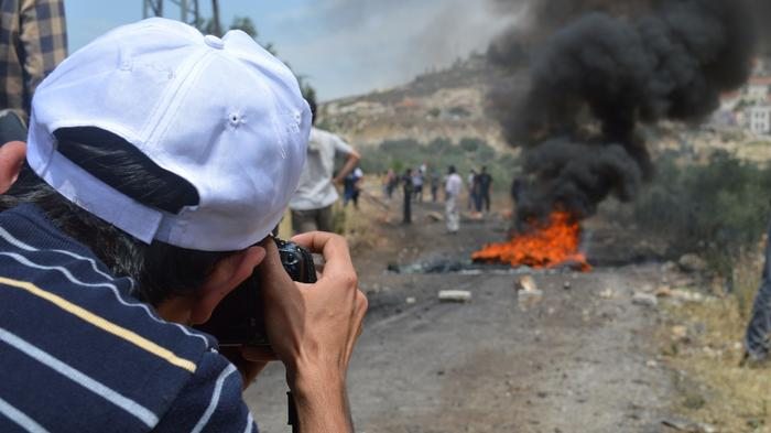 Small-Town Palestinians Are Fighting the Israeli Occupation With Their Cameras