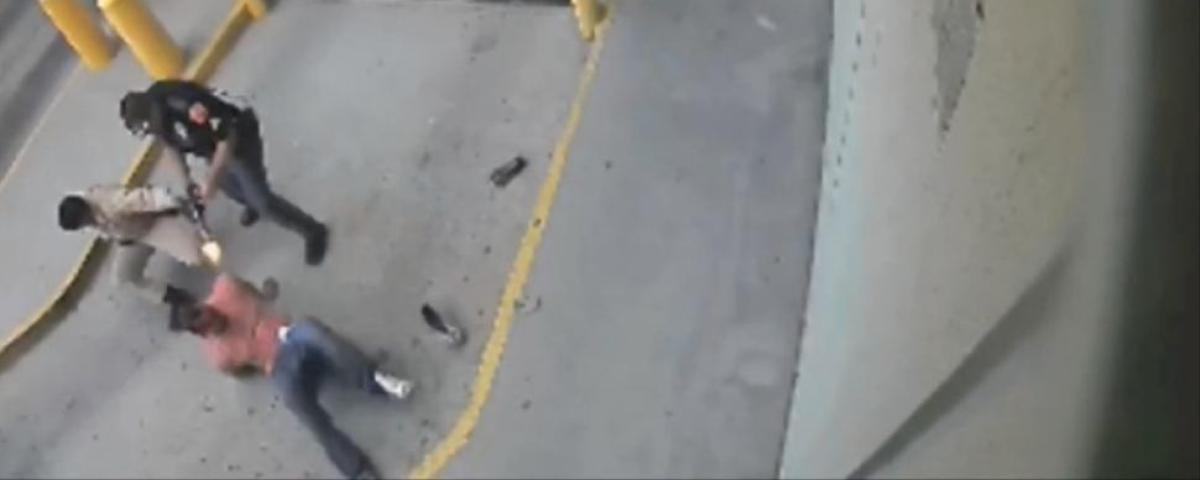 El Paso Releases Video of Cop Executing Handcuffed Man — Where's the Anger?