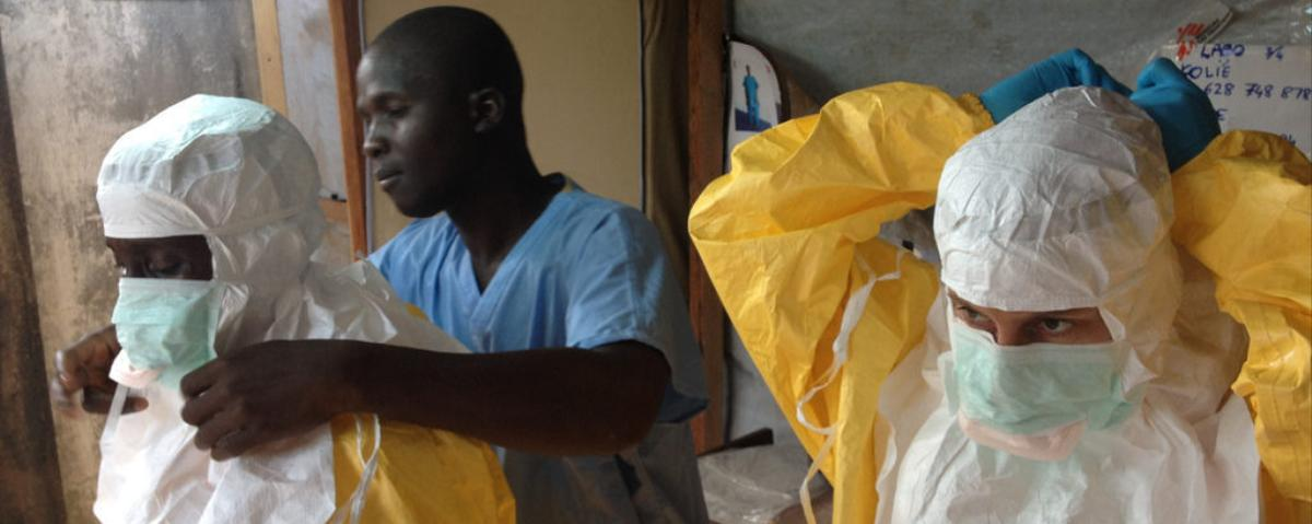 Eight Now Dead from Ebola Virus in Liberia's Capital