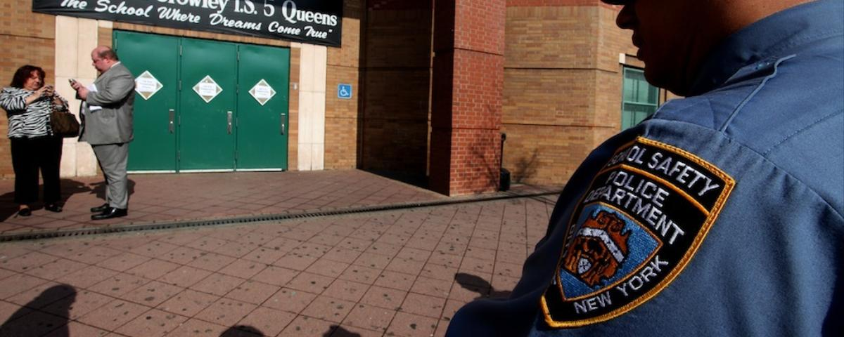 NYC School Cops Are Putting Kids on the Fast Route to Prison