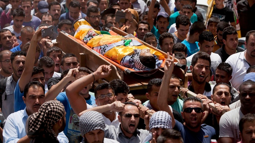 Two Palestinians Killed by Israeli Soldiers as Tensions Escalate