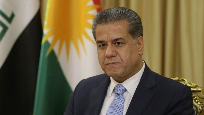 Top Kurdish Official: 'Iraq Is Not Our Neighbor, ISIS Is Our Neighbor'