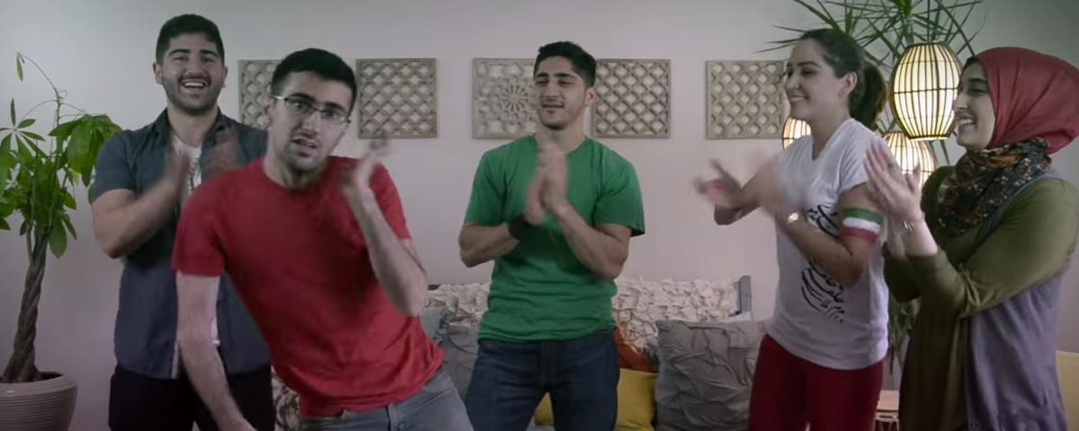 World Cup Video Gets Three Arrested in Iran