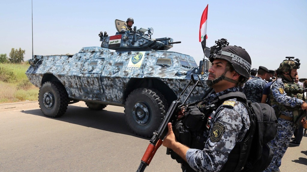 Iraq Battle Rages as World Reacts to ISIS Islamic Caliphate
