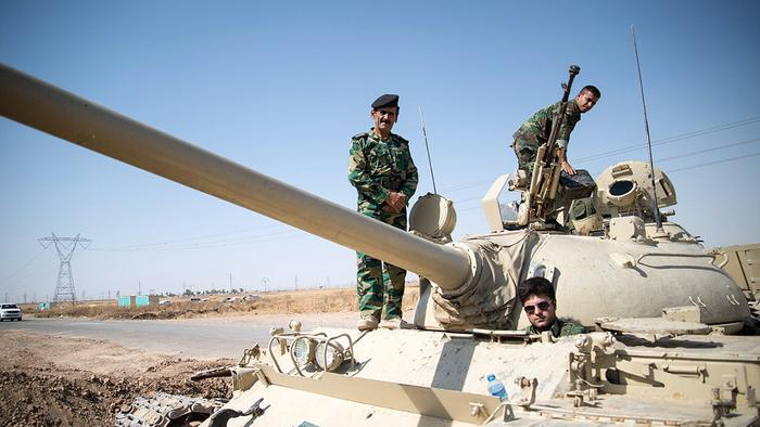 A Field Guide to Iraq's Fighting Factions, Part 4: Odd Men Out — the Russians and the Kurds