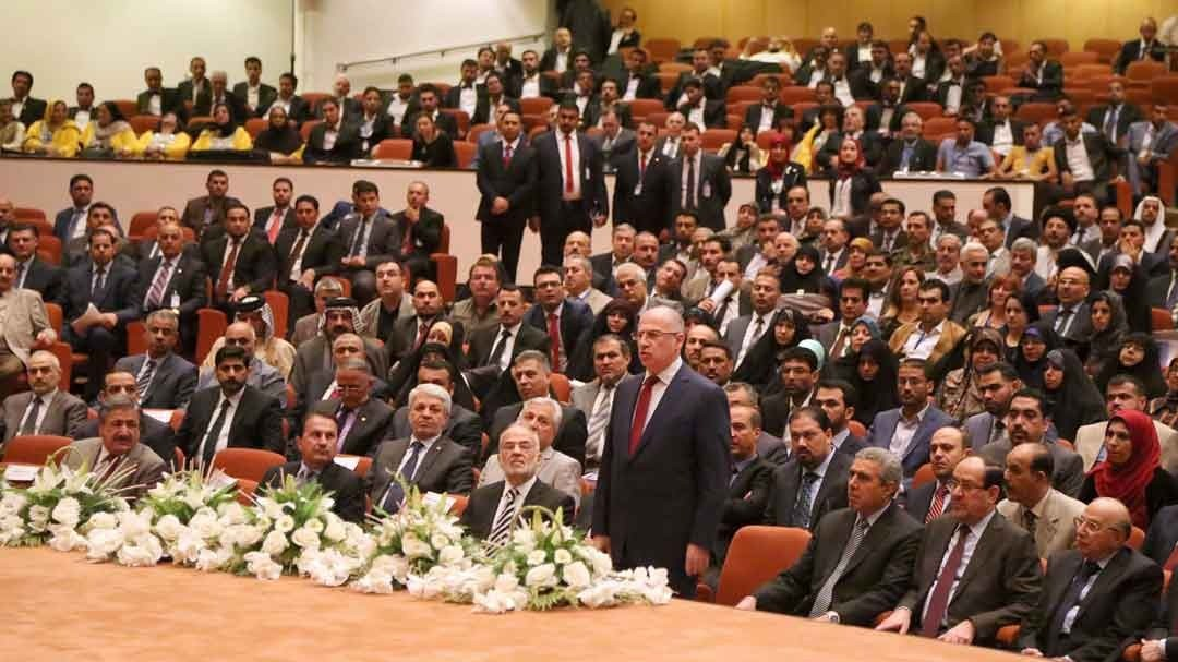 The First Iraqi Parliament Session Since the Election Dissolved Within Hours