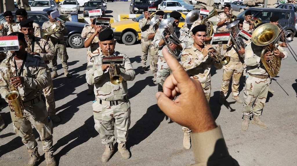 Why Iraq's Military Was So Vulnerable — and How it Can Bounce Back
