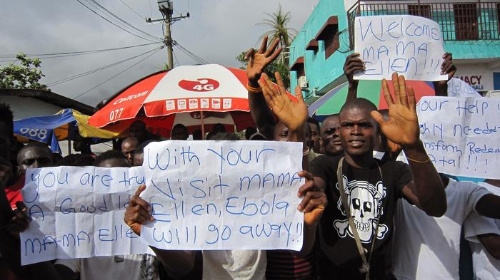 Why Don't West Africans Believe Ebola Is Real?