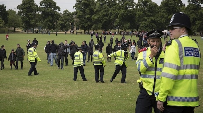 Has Euro-Fascist Violence Made it to London?