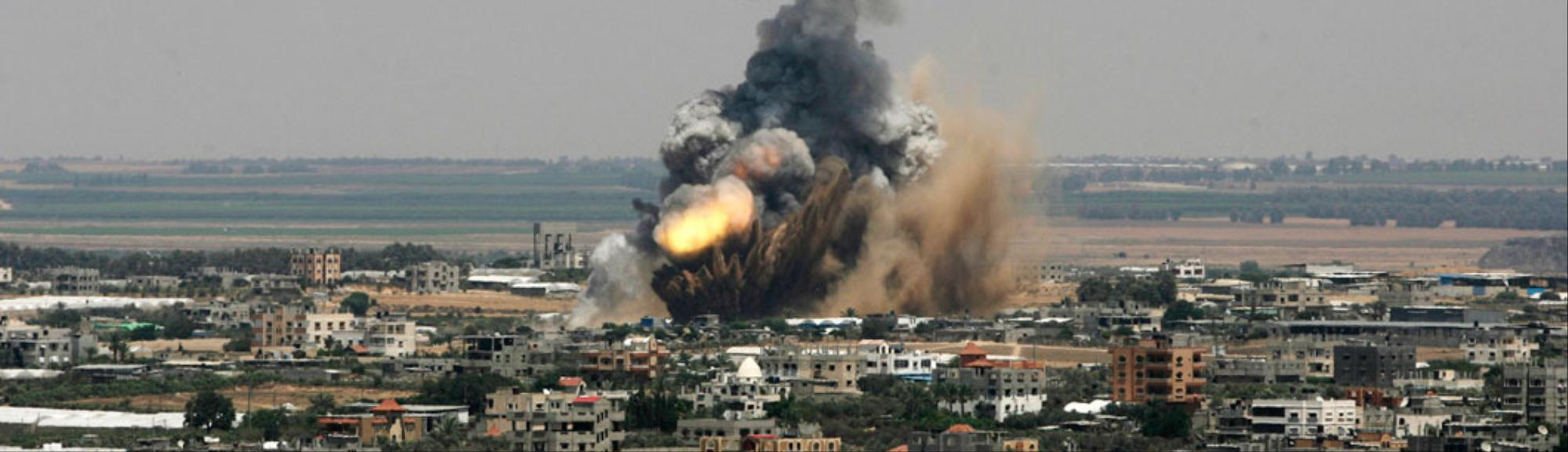 Gaza Fears the Worst as Israel Ramps Up Armed Offensive