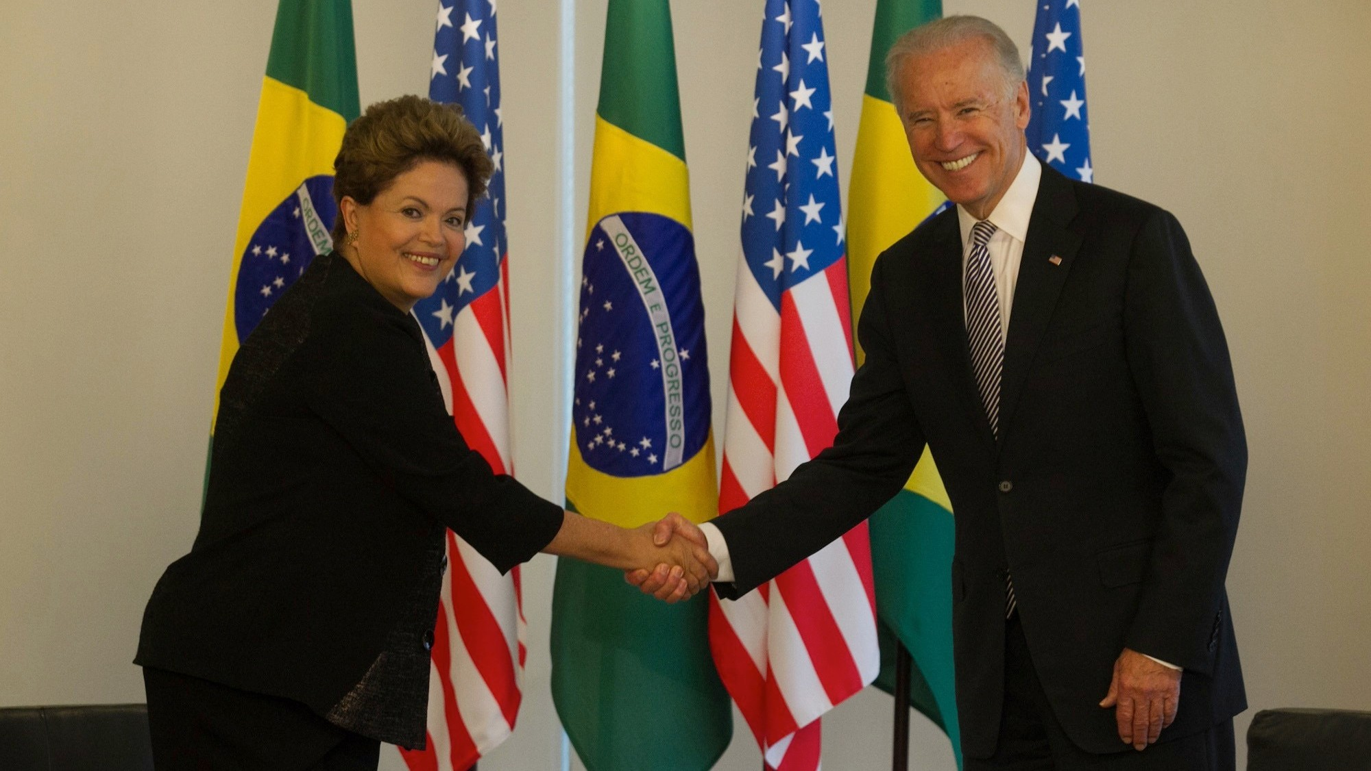 Joe Biden Hand-Delivered Torture Reports to Brazil at the World Cup