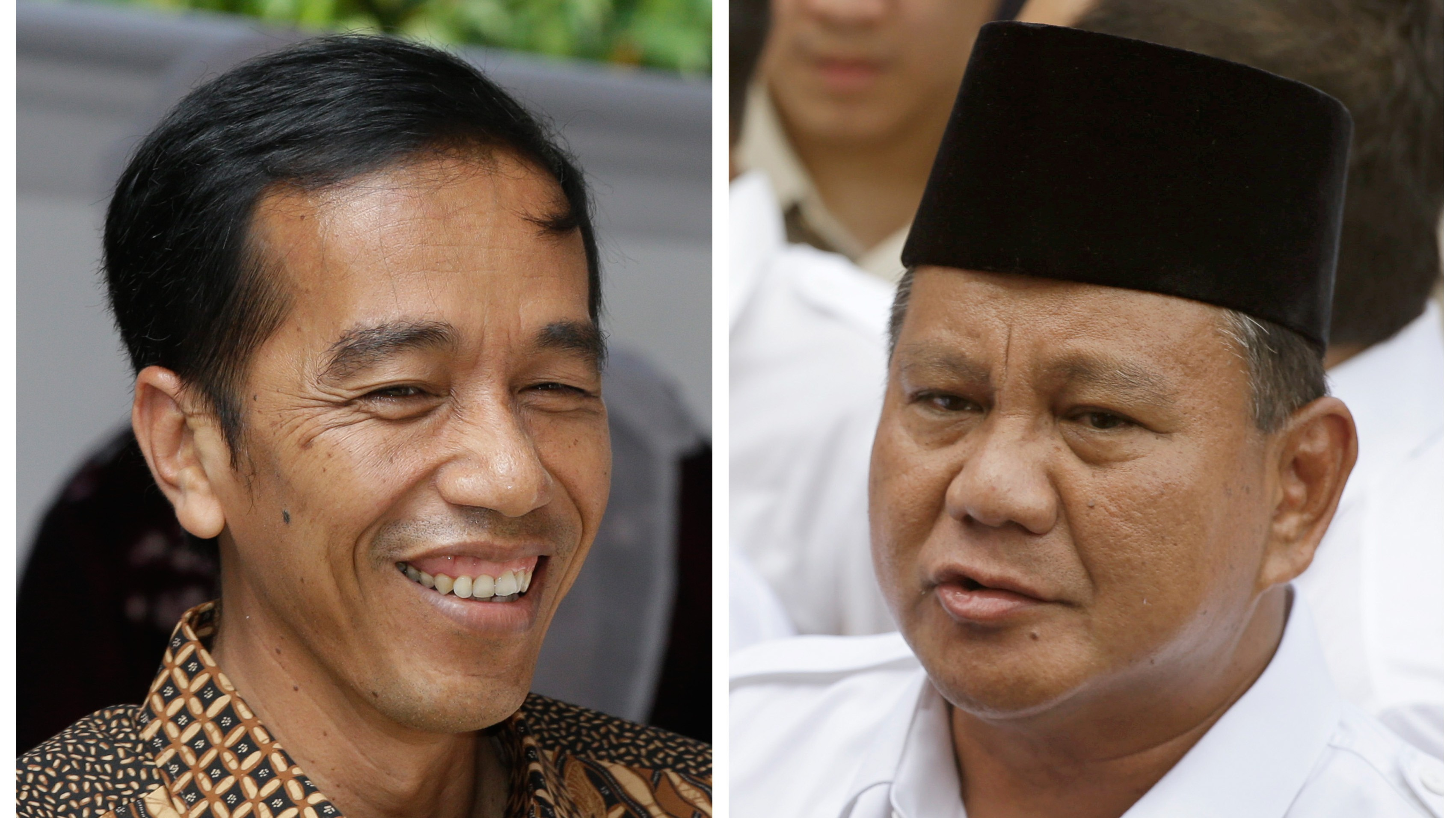 Common Man and Military Man Face Off in Pivotal Indonesian Election