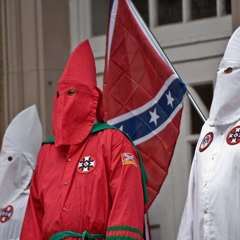 Can anyone rate the early history i made about the ku klux klan?