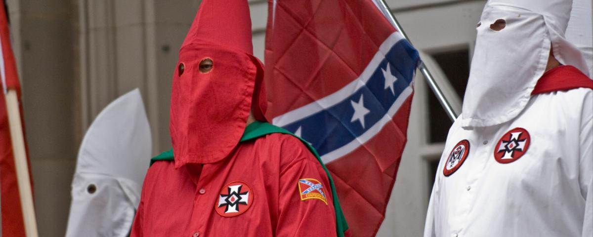 'Want Some Klandy?' The Ku Klux Klan Launches a Nationwide Propaganda Push