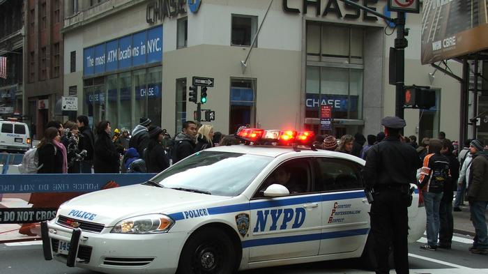 Video: Asthmatic Man Dies After Being Put Into Chokehold by NYPD