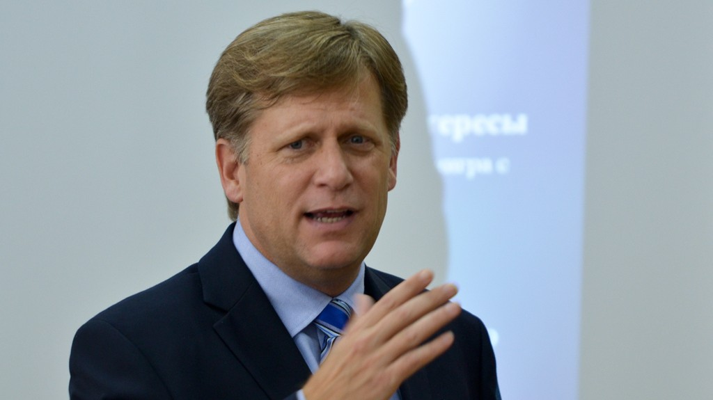 Image result for Michael McFaul, ambassador to Russia, photos