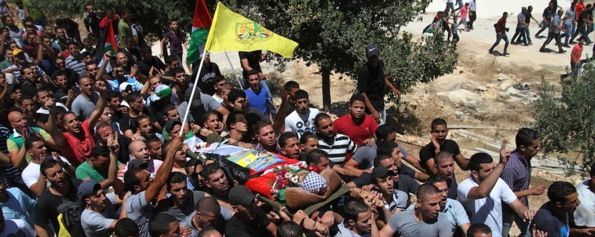 Why Talk of Intifada? We Should Call It a Palestinian Uprising