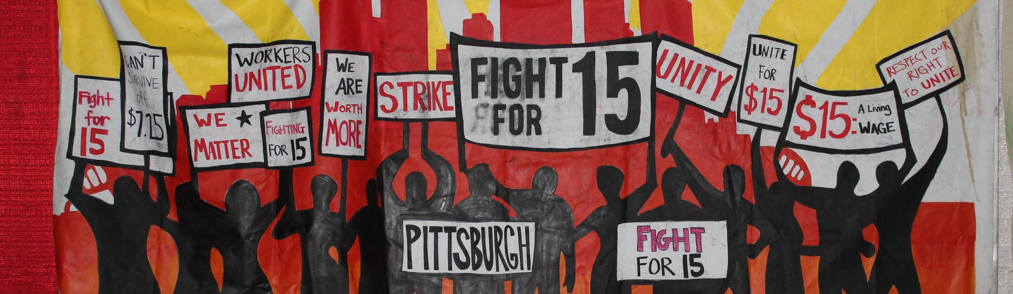 Birth of a Union: Nationwide Fast Food Workers Convention Is Underway