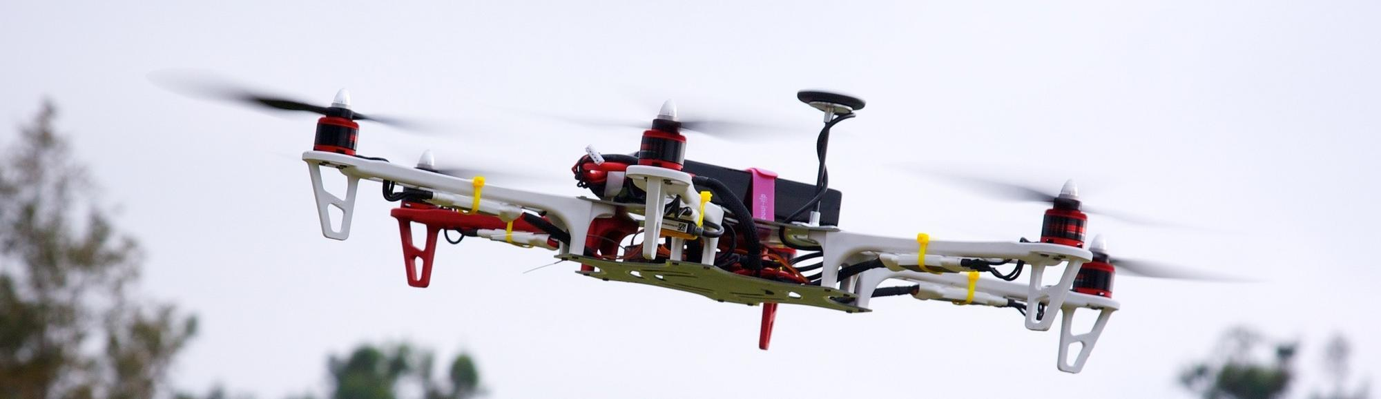 another drone was used to smuggle contraband into a prison