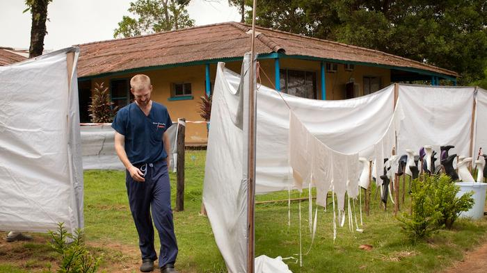 There's No Cure For Ebola Yet — But There Is an Experimental Serum