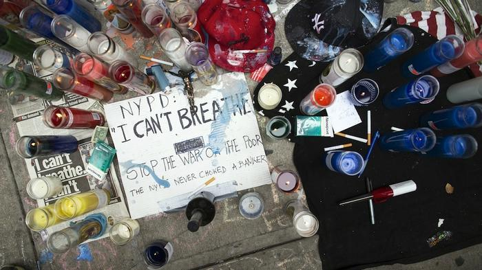 A Chokehold Didn't Kill Eric Garner, Your Disrespect for the NYPD Did
