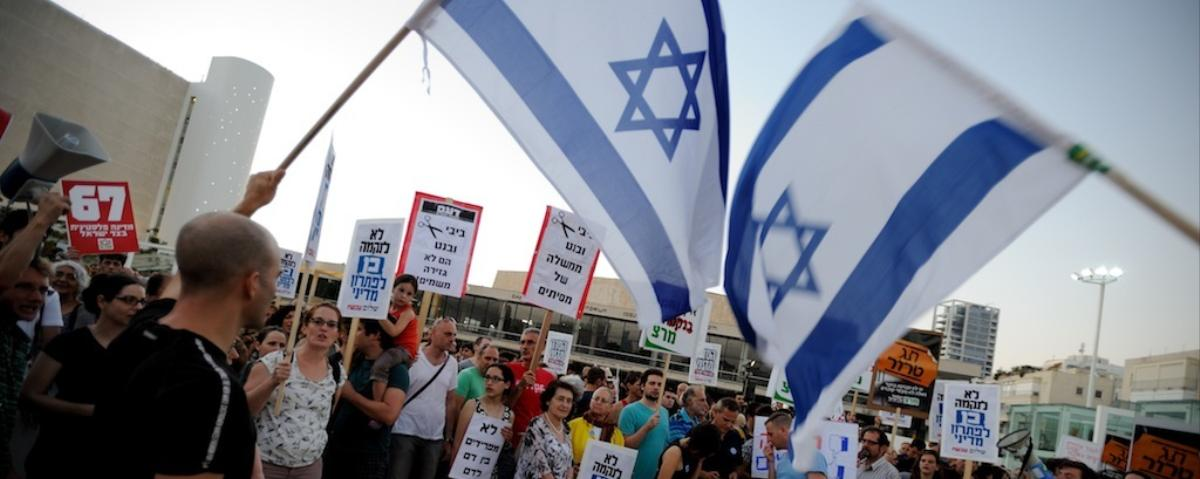 Israel's Anti-War Activists Feel Increasingly Threatened