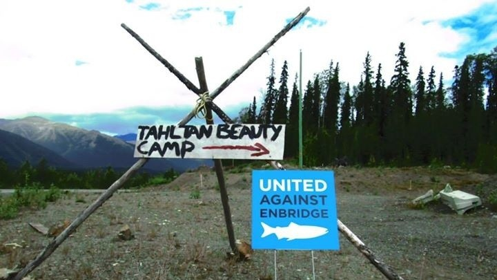 The Mount Polley Tailings Pond Disaster Has Sparked a First Nation Blockade