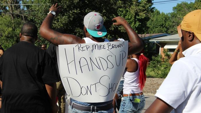 RAW COVERAGE: From the Streets of Ferguson, Missouri Before and After Curfew