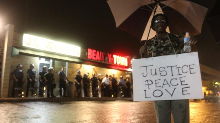 RAW COVERAGE: Ferguson, Missouri