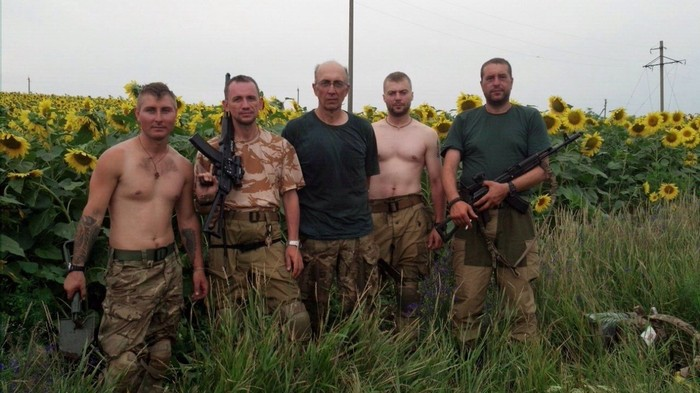 The Only American Fighting for Ukraine Dies in Battle