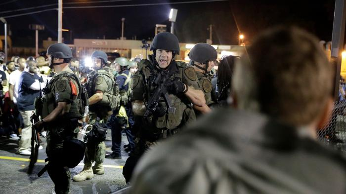 Mittens, Not M4s: What Ferguson Police Really Got from the Pentagon's 1033 Program