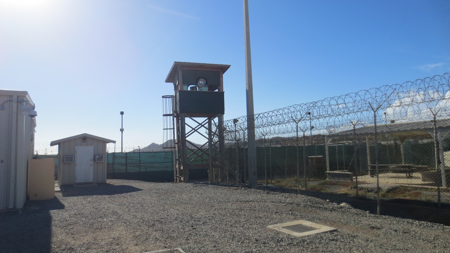 A Detainee Claims There's a New Crackdown on Prisoners at Guantanamo