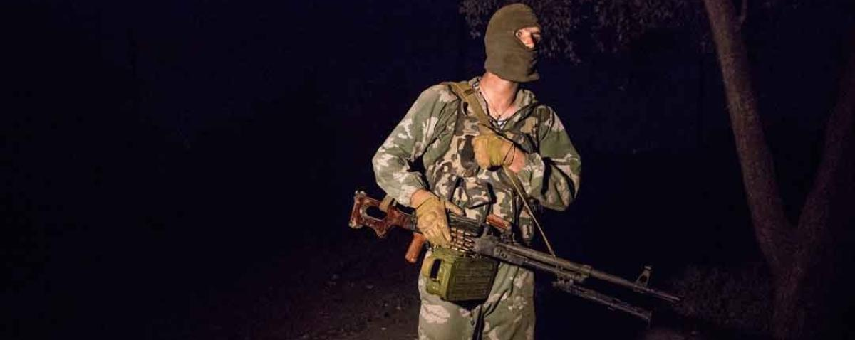 Ceasefire Threatened After Ukrainian Positions Shelled Outside Mariupol