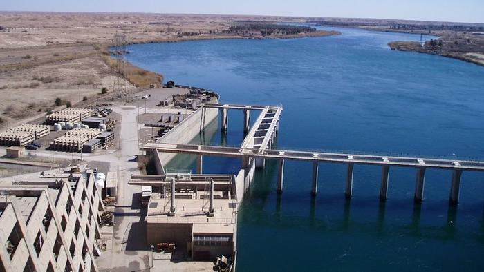 Iraqi Forces Have Pushed Back Islamic State Fighters From the Haditha Dam