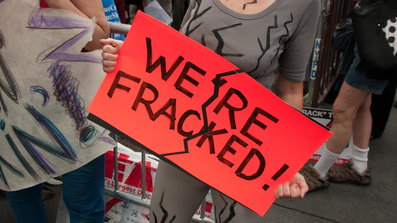 The End of Fracking Is Closer Than You Think