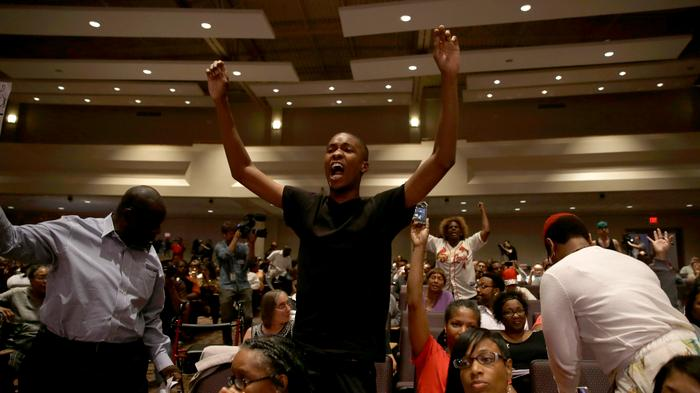 Ferguson Residents Are Still Angry, As Questions Remain and Protests Continue