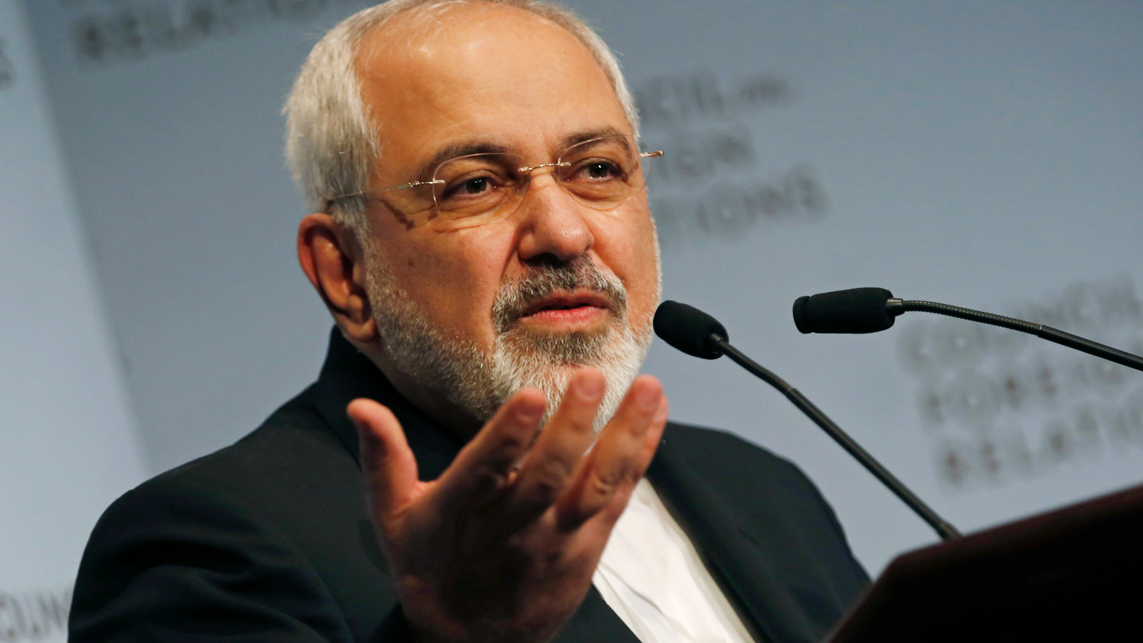 Iran Says America Is 'Obsessed' with Sanctions as Nuclear Negotiations Begin