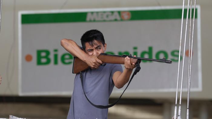 Hunger, Looting, and Violence Follow Hurricane Odile's Path Across Baja California